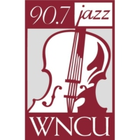 Logo of radio station WNCU 90.7 FM Jazz Radio