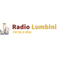 Logo of radio station Radio Lumbini