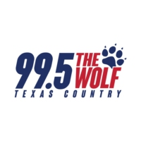 Logo de la radio KPLX-FM 99.5 The Wolf