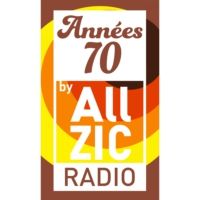 Logo de la radio Allzic Radio Années 70