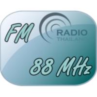Logo de la radio สถานีวิทยุกระจายเสียงแห่งประเทศไทย FM 88 MHz
