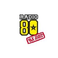 Logo de la radio Radio80