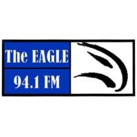 Logo de la radio CIMG-FM The Eagle 94.1
