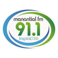 Logo de la radio KVER Manantial FM 91.1
