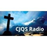 Logo of radio station CJQS RADIO
