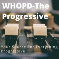 Logo of radio station WHOPD-The Progressive