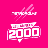 Logo of radio station Metropolys 2000