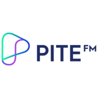 Logo of radio station PiteFM