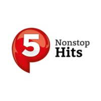 Logo of radio station P5 Nonstop