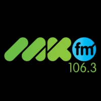 Logo of radio station MKFM