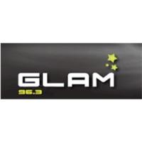 Logo of radio station Glam Radio