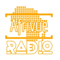 Logo of radio station Afrivue Radio