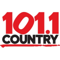 Logo of radio station CKBY-FM Country 101.1