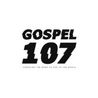 Logo of radio station Gospel 107.1 FM