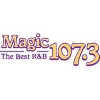 Logo de la radio WMGL Magic 107.3