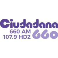 Logo de la radio XEDTL Ciudadana 660