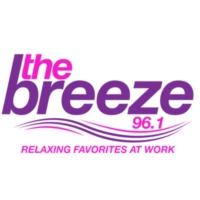 Logo de la radio WMSX 96.1 The Breeze