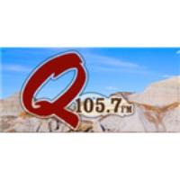 Logo of radio station CIBQ Q105.7