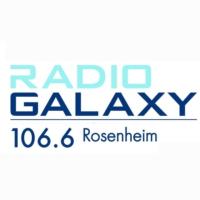 Logo of radio station Radio Galaxy Rosenheim
