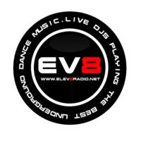Logo of radio station Elev8radio