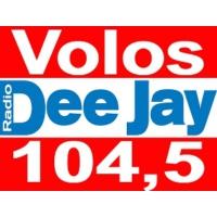 Logo of radio station 104,5 Volos DeeJay