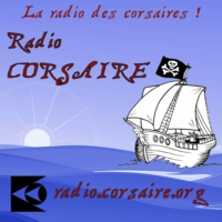 Logo of radio station Radio CORSAIRE
