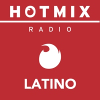 Logo of radio station Hotmixradio Latino