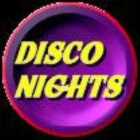 Logo of radio station DISCO NIGHTS