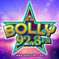 Logo of radio station KSJO Bolly 92.3 FM