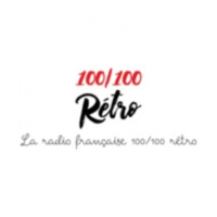 Logo of radio station 100% Retro