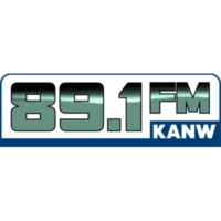 Logo of radio station KANW 89.1 FM