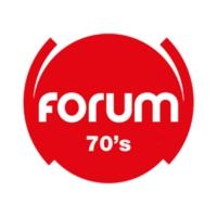 Logo of radio station Forum 70's