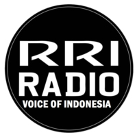 Logo de la radio RRI Radio