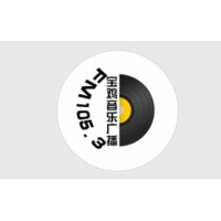 Logo of radio station 宝鸡音乐广播 FM105.3
