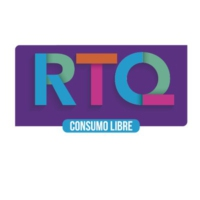 Logo of radio station RTQ 100.3 FM