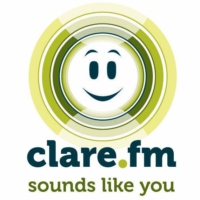 Logo of radio station Clare FM