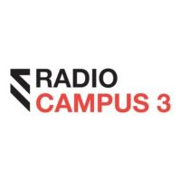 Logo de la radio Radio Campus 3