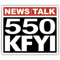Logo de la radio News Talk 550 KFYI