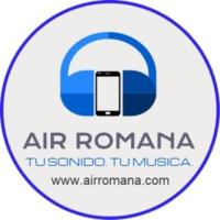 Logo de la radio AIR Romana Radio - Tropical Hits Latin Beats