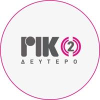 Logo of radio station Δεύτερο Πρόγραμμα ΡΙΚ