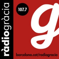 Logo of radio station Ràdio Gràcia