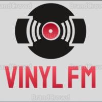 Logo of radio station VinylFM