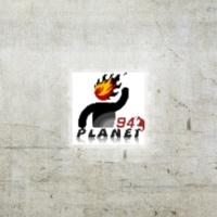 Logo of radio station PBC Planet 94