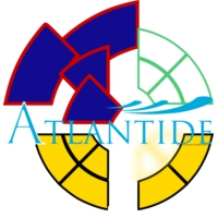 Logo of radio station Radio Atlantide