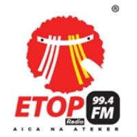 Logo de la radio Etop FM