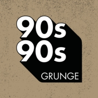Logo of radio station 90s90s - Grunge