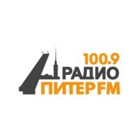 Logo de la radio Питер FM