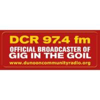 Logo of radio station DCR 97.4fm
