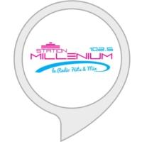 Logo de la radio Station Millenium