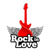 Logo de la radio Rock in Love
